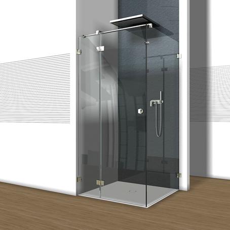 Kreativ-duschkabinen