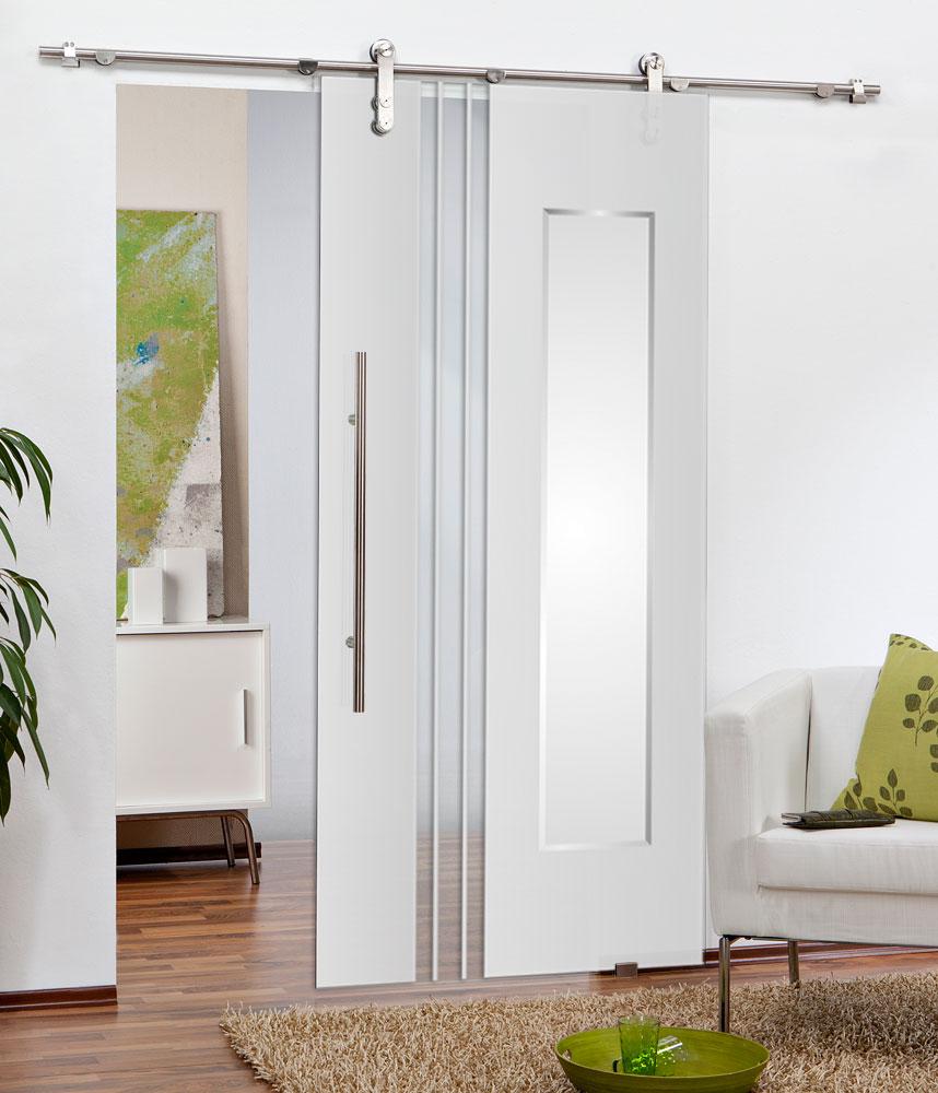 Moderne Türen im Haus